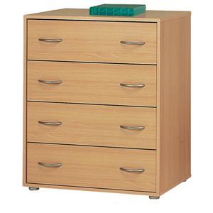 Prádelník 4 zásuvky 1502 buk