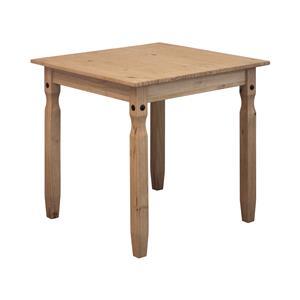 Jídelní stůl 78x78 CORONA 2 vosk 16117