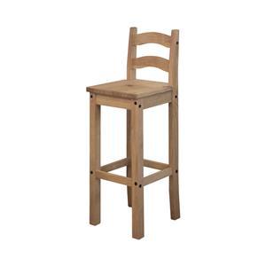 Barová židle CORONA 2 vosk 1628