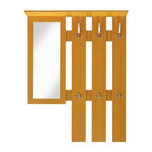 Věšák se zrcadlem 218 buk bavorský