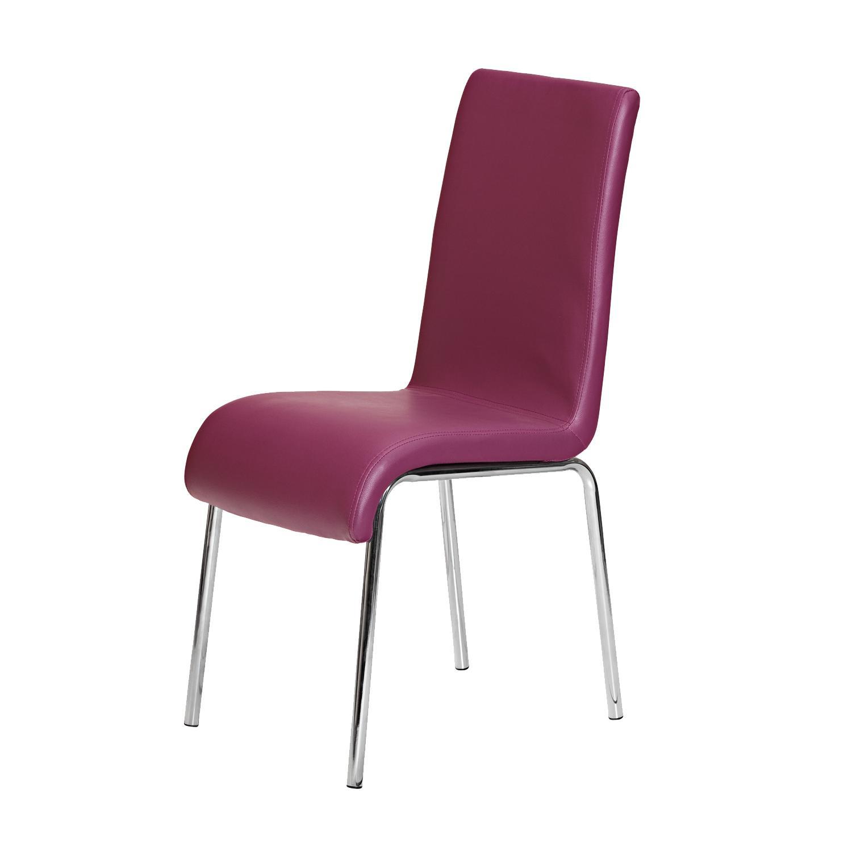 Židle MODENA vínová 3051