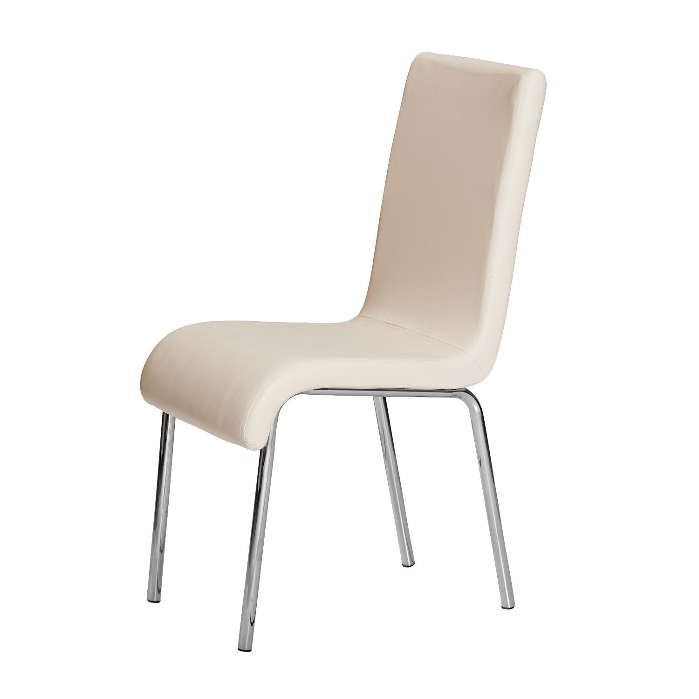 Židle MODENA krémově bílá 3052