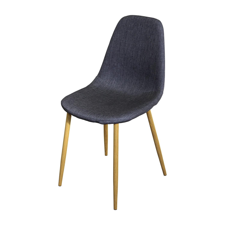 Jídelní židle COMO šedá