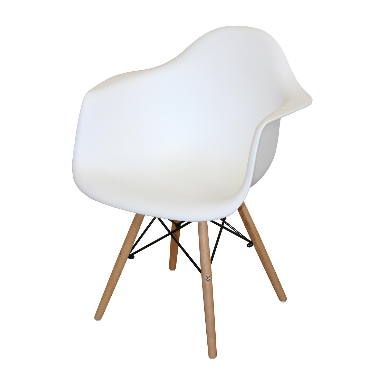 Jídelní židle DUO bílá