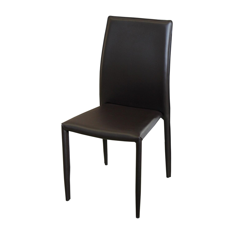Jídelní židle ADRIA hnědá