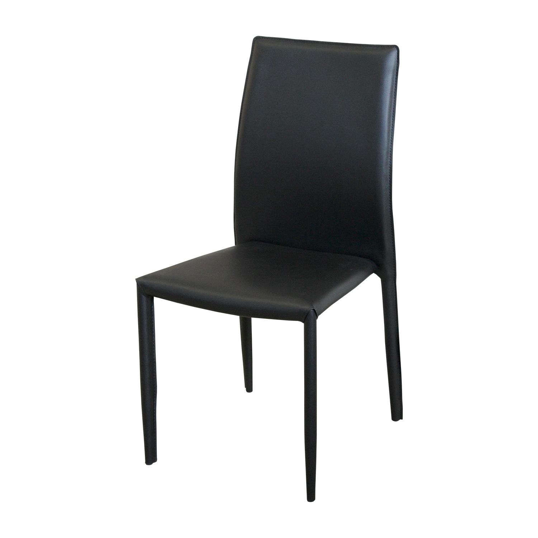 Jídelní židle ADRIA černá