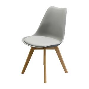 Jídelní židle QUATRO šedá