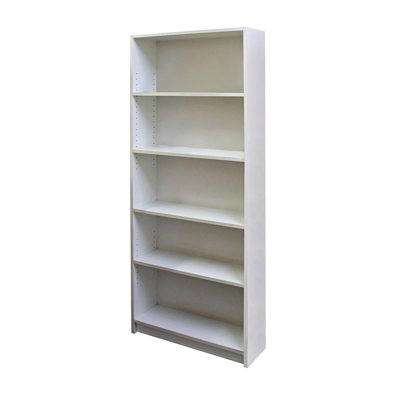 Knihovna, bílá