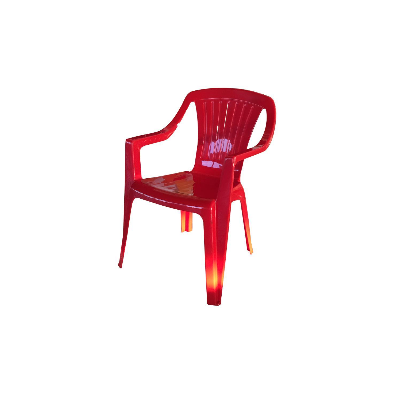 Dětská židle JERRY červená