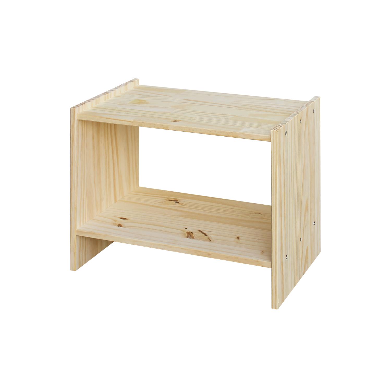 Noční stolek 7815 nelak