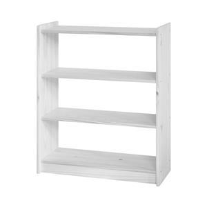 Knihovna 8010 bílý lak