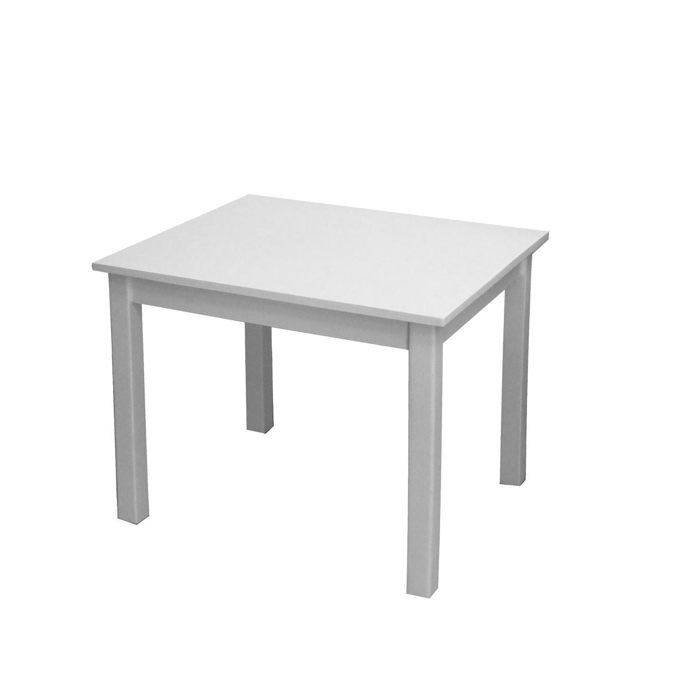 c657889c3b7b Detský stôl 8857 biely lak - Jedálenské stoly - IDEA Nábytok