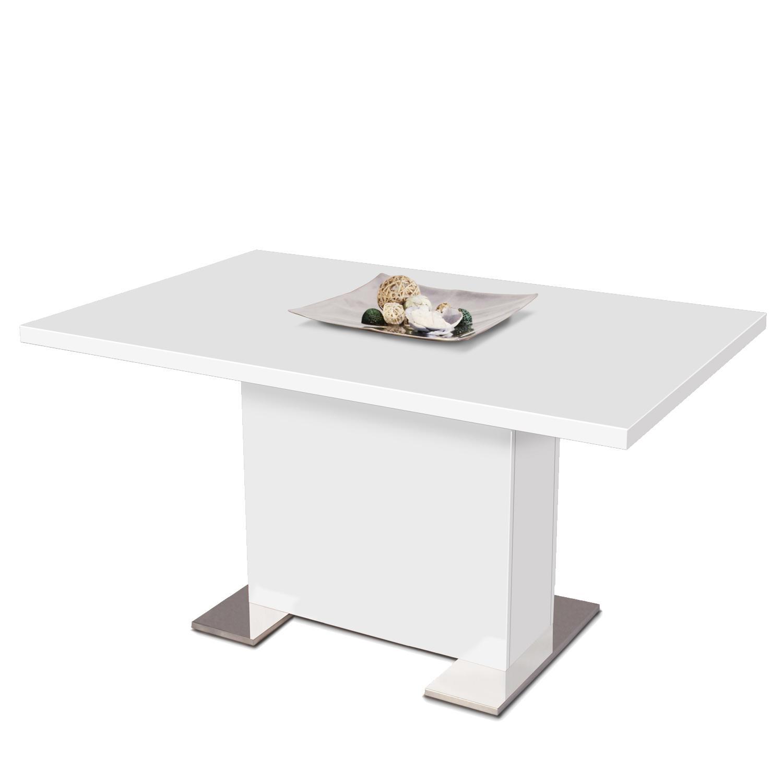 Jídelní stůl BONN bílý