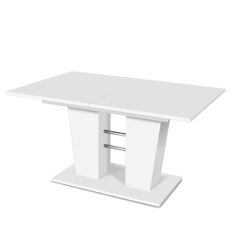 Jídelní stůl BREDA bílý