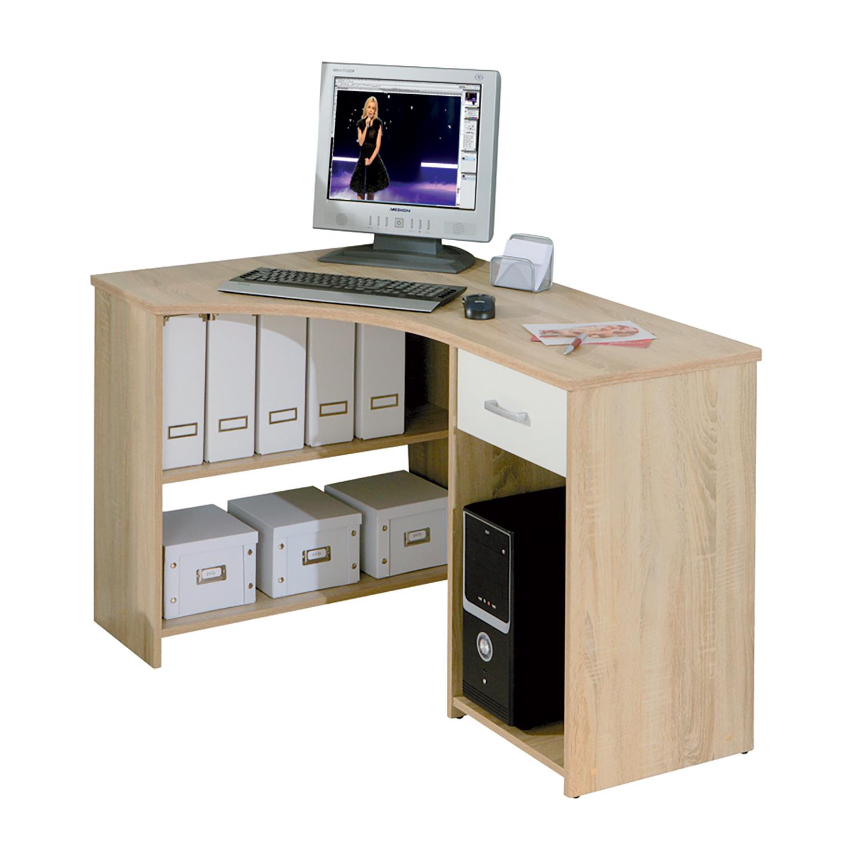 PC rohový stůl CAPRERA