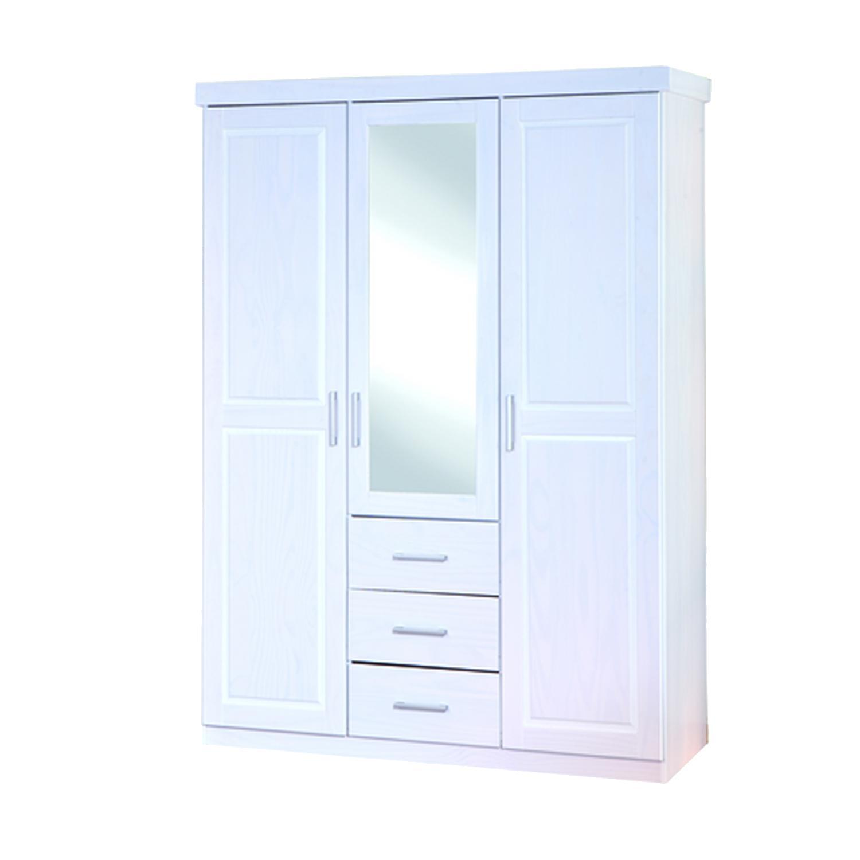 Šatní skříň se zrcadlem GERALDO