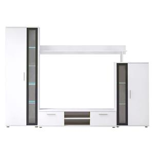Obývací stěna BENTLEY bílá