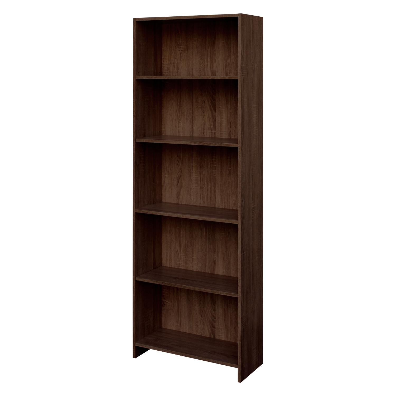 Levně Knihovna BEST dub čokoláda