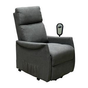 Relaxační křeslo REX šedé