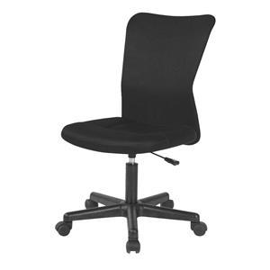 Kancelářská židle MONACO černá K64
