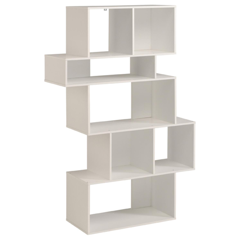 Knihovna KOLOSEUM bílá