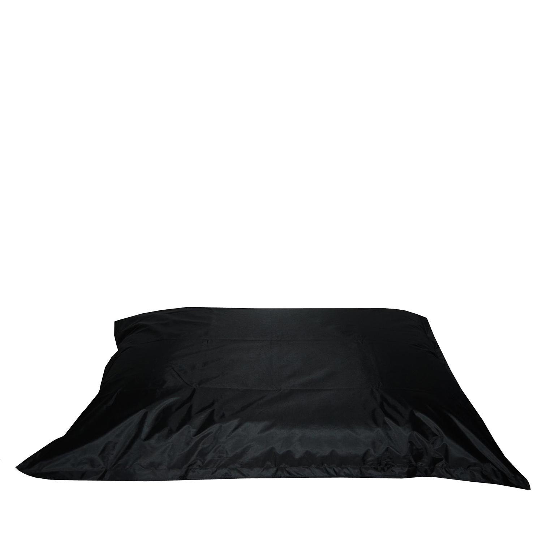 Sedací polštář černý V25