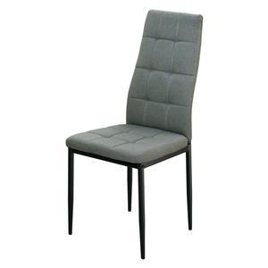 Jídelní židle KAPPA šedá