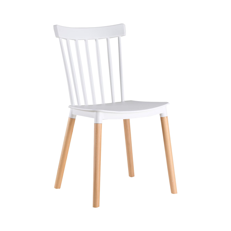 Levně Jídelní židle BETA bílá