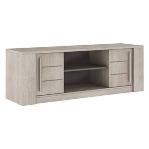 TV stolek ANTIBES dub/béžový beton