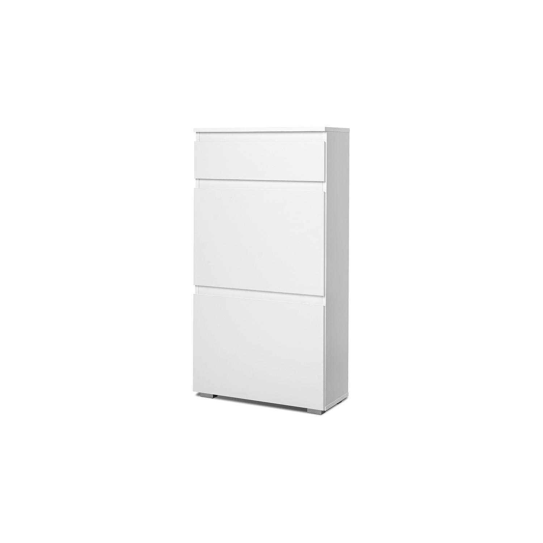 Levně Botník IMAGE 44 bílý