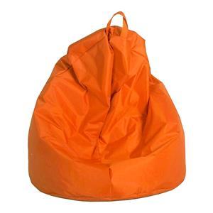 Sedací vak STANDARD oranžový s náplní