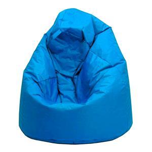 Sedací vak JUMBO modrý s náplní